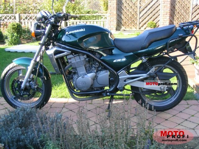 kawasaki er 5 twister 2000 specs and photos. Black Bedroom Furniture Sets. Home Design Ideas