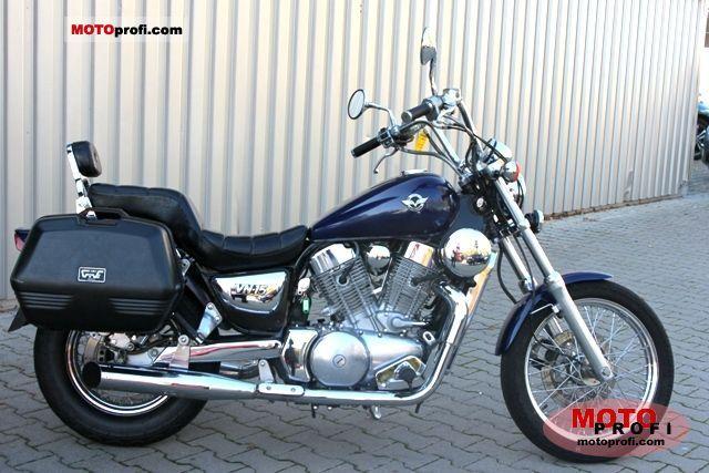 Kawasaki VN-15 1988 photo