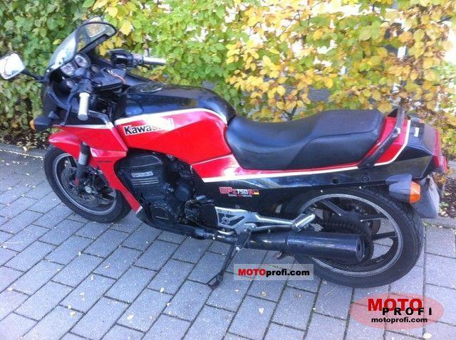 Kawasaki GPZ 750 R 1986 photo