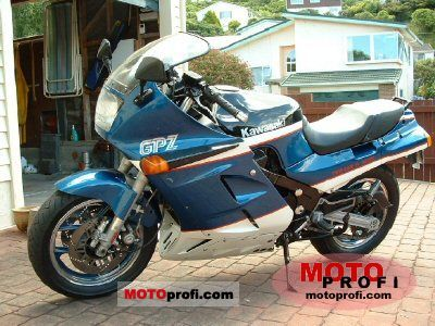 kawasaki gpz 1000 rx 1986 specs and photos. Black Bedroom Furniture Sets. Home Design Ideas