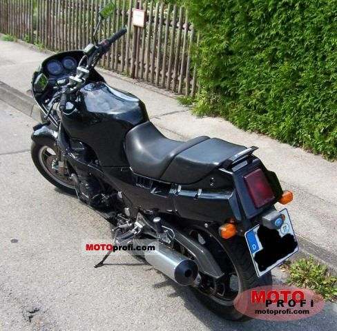 kawasaki gpz 1000 rx 1987 specs and photos. Black Bedroom Furniture Sets. Home Design Ideas