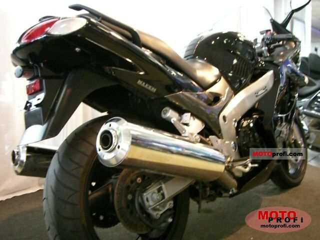 Kawasaki ZZ-R 1200 2003 Specs and Photos
