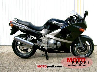 Kawasaki ZZR 600 2001 Photo 10