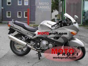 Kawasaki Zzr 600 2005 Specs And Photos