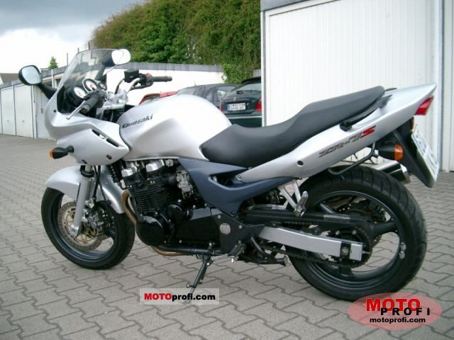 kawasaki zr 7 s 2001 specs and photos. Black Bedroom Furniture Sets. Home Design Ideas