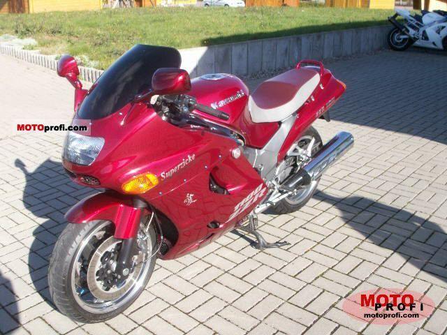 Kawasaki ZZR 1100 1999 Specs and Photos