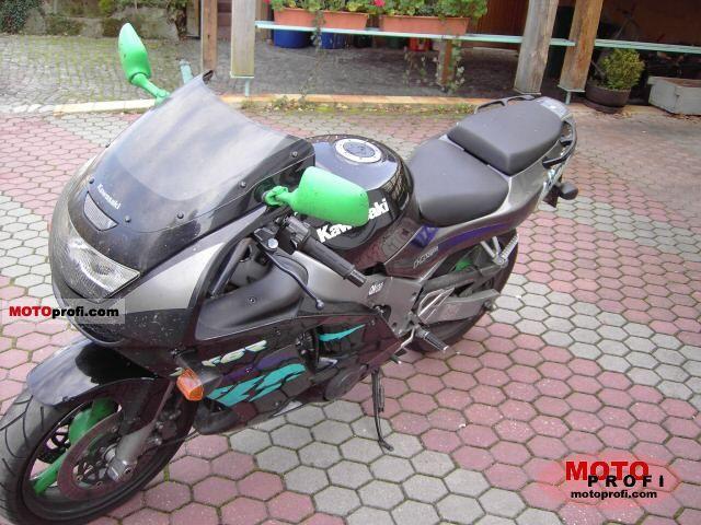 Kawasaki ZX 6R Ninja 1996 Photo 2