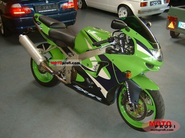 kawasaki zx-6r ninja 1999 specs and photos