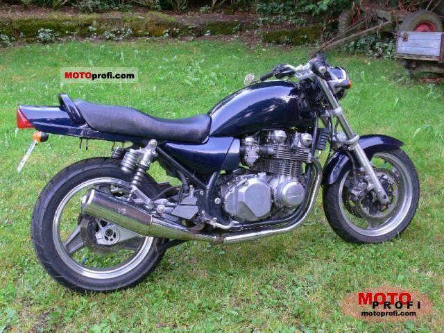 Kawasaki Zephyr Top Speed