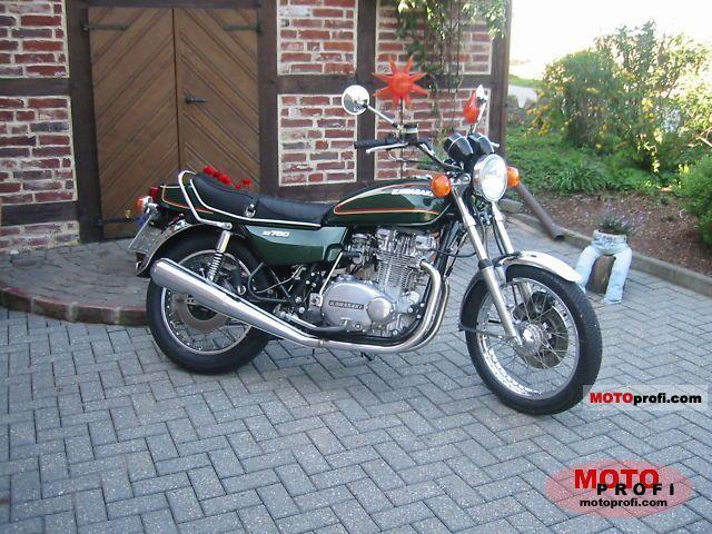 Kawasaki Z 750 1978 photo