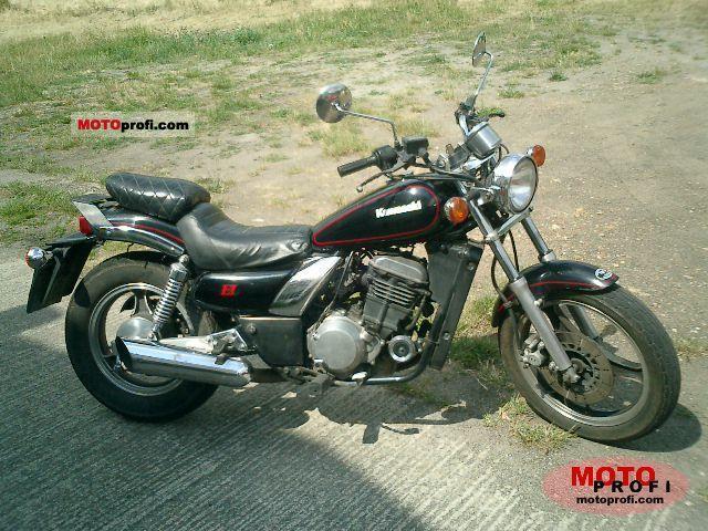 Kawasaki EL 250 1988 photo