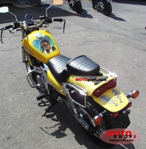 Kawasaki EL 250 1992 Specs and Photos