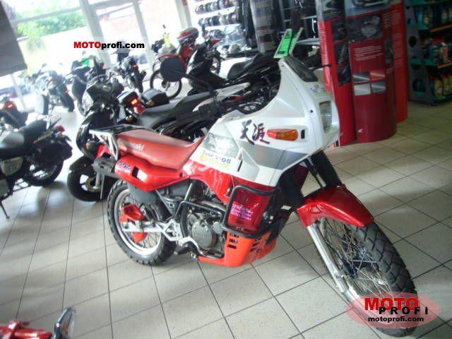 Kawasaki Tengai 1991 photo