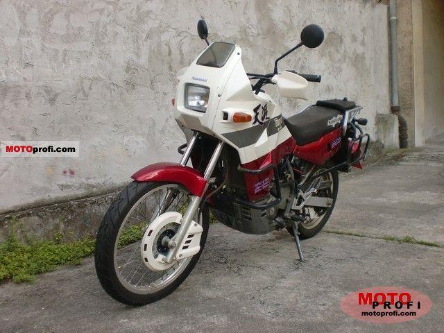 Kawasaki Tengai 1992 photo