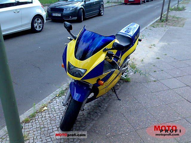 Suzuki RF 900 R 1997