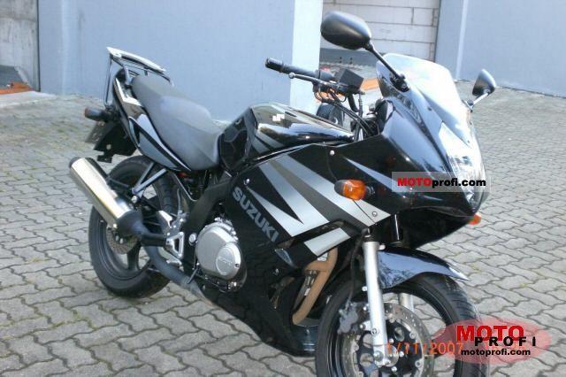 2008 suzuki gs500f 0-60