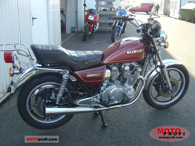 suzuki gs 550 t 1981 specs and photos