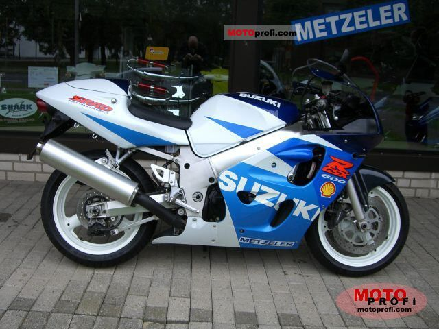 Groovy Suzuki Gsx R 600 1998 Specs And Photos Ibusinesslaw Wood Chair Design Ideas Ibusinesslaworg