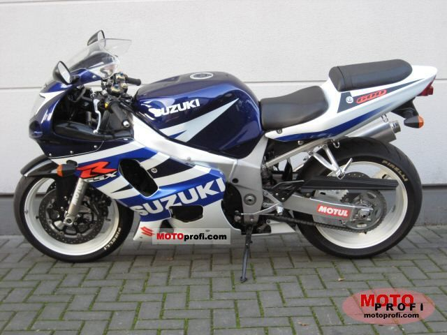 suzuki gsx r 600 2003 specs and photos. Black Bedroom Furniture Sets. Home Design Ideas