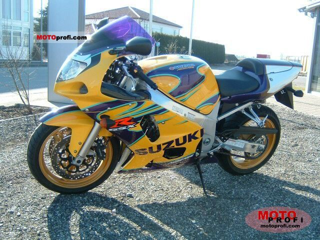 Suzuki Gsx R 600 2004 Specs And Photos