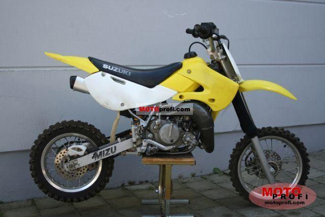 Suzuki RM 65 2005 Specs and Photos