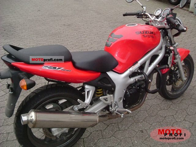 suzuki sv 650 2000 specs and photos. Black Bedroom Furniture Sets. Home Design Ideas