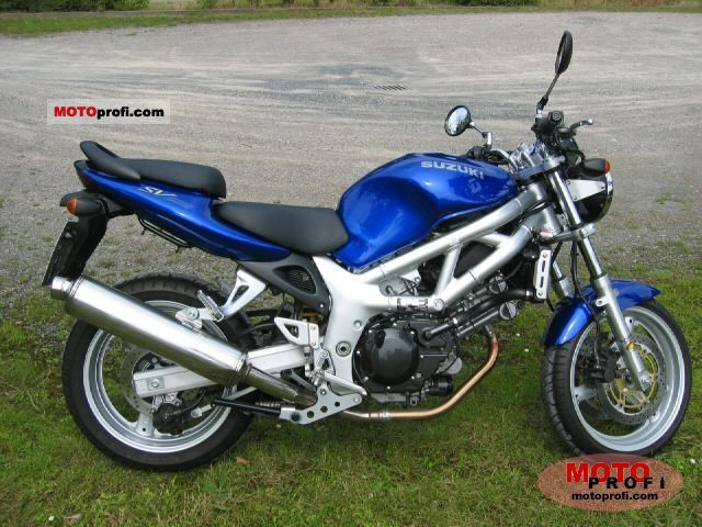 suzuki sv 650 2002 specs and photos. Black Bedroom Furniture Sets. Home Design Ideas