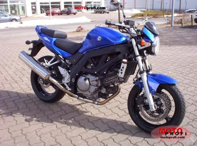suzuki sv 650 2005 specs and photos. Black Bedroom Furniture Sets. Home Design Ideas