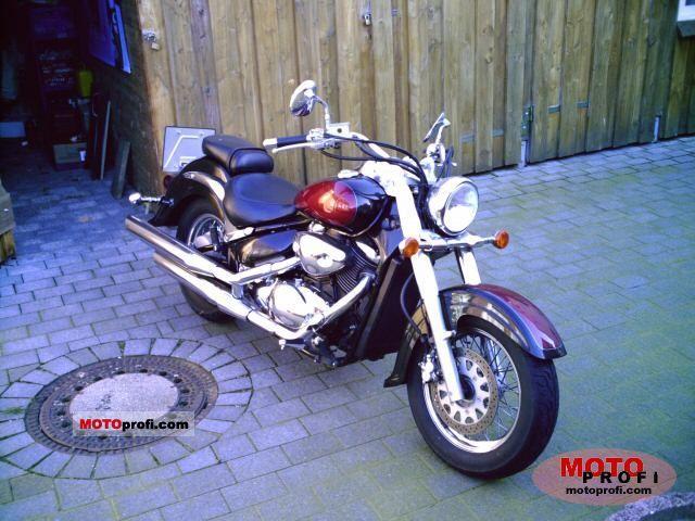 Suzuki Vl 800 Intruder Volusia 2001 Specs And Photos