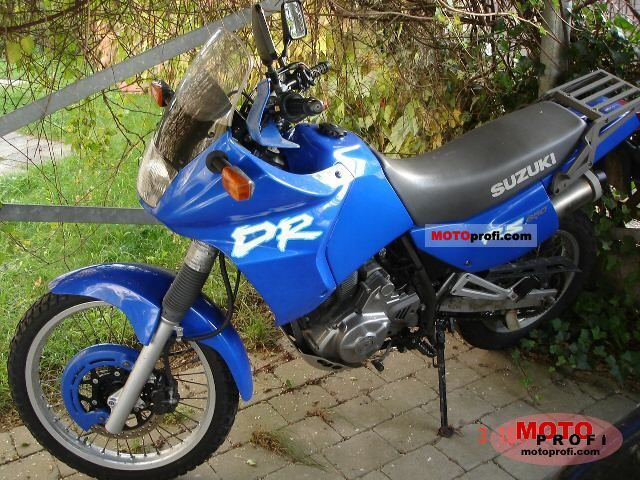suzuki dr 650 rse 1996 specs and photos. Black Bedroom Furniture Sets. Home Design Ideas