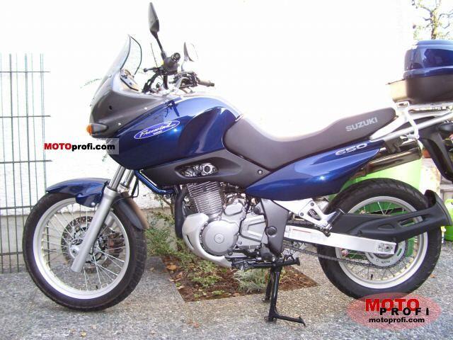 Suzuki XF 650 Freewind 650 cm3, 1999 god.