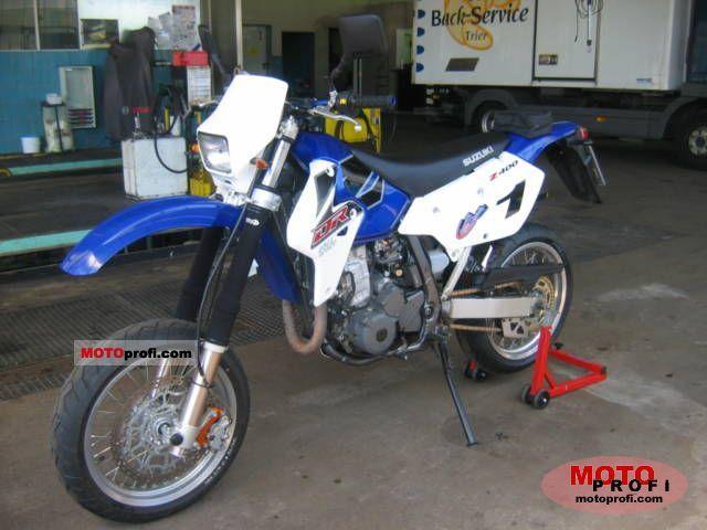 Suzuki DR-Z 400 S 2001 Specs and Photos