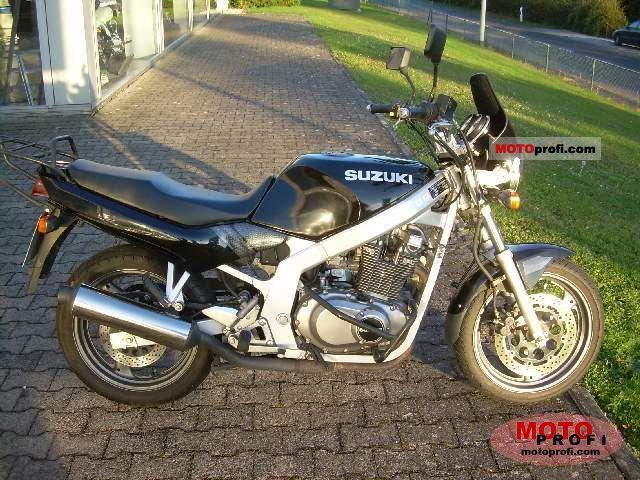 Suzuki Gs 500 1998 Specs And Photos