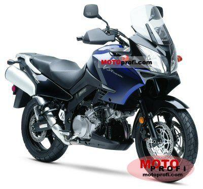Suzuki V Strom 1000 2005 Specs And Photos