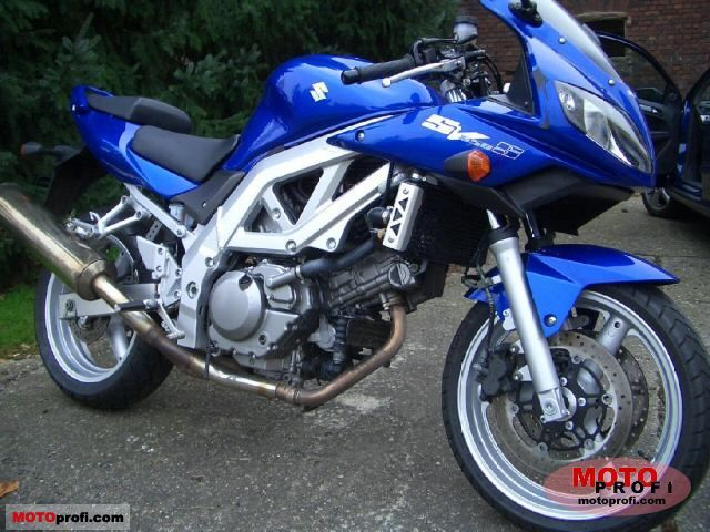 suzuki sv 650 s 2004 specs and photos. Black Bedroom Furniture Sets. Home Design Ideas