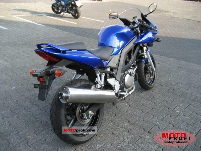 2005 suzuki sv 650. Suzuki SV 650 S 2005