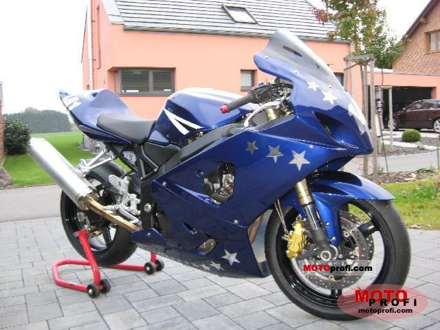 Suzuki Gsx R 750 2004 Specs And Photos