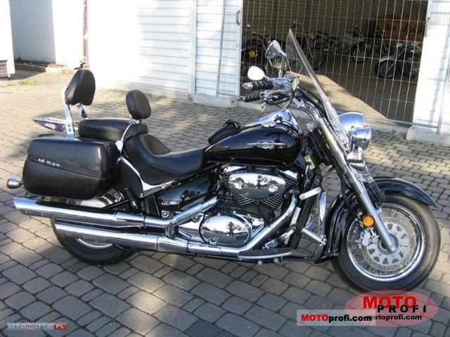 Suzuki Boulevard C50 2005 photo