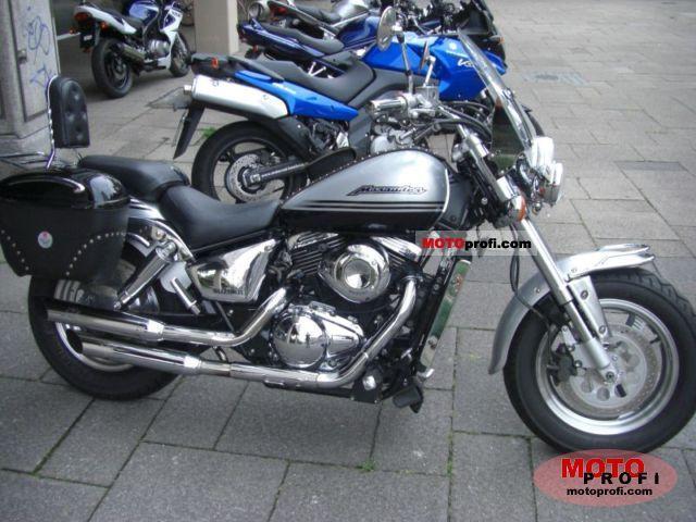 Suzuki VZ 800 Marauder 2003 Specs and Photos