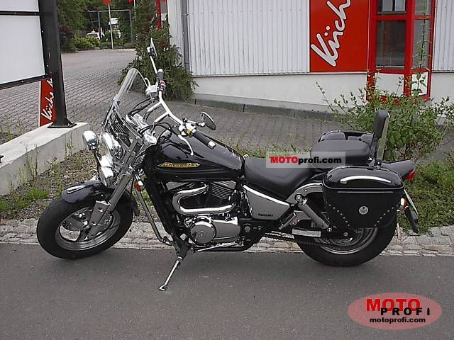 Suzuki VZ 800 Marauder 2003 Specs and Photos