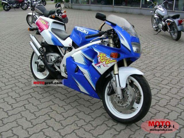 Suzuki Rgv Top Speed