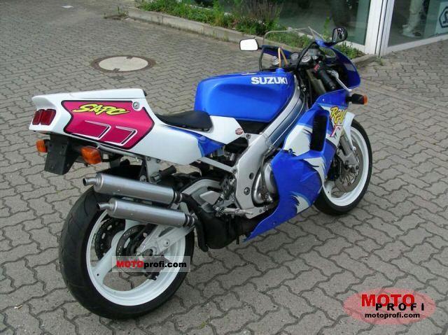 Suzuki Rgv  Specs