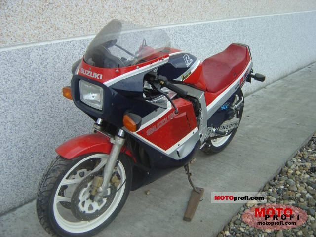 Gsxr 1100 1986 - Piercing ombligo hombre