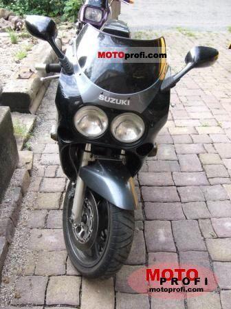 Suzuki GSX-R 1100 1989 Specs and Photos