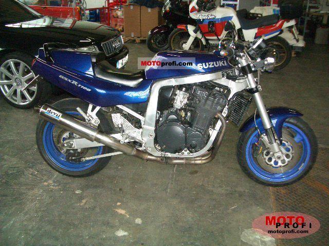 Suzuki GSX R 1100 1992 Photo 10