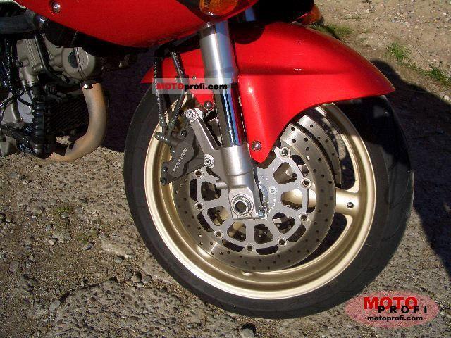 suzuki tl s. Suzuki TL 1000 S 1999