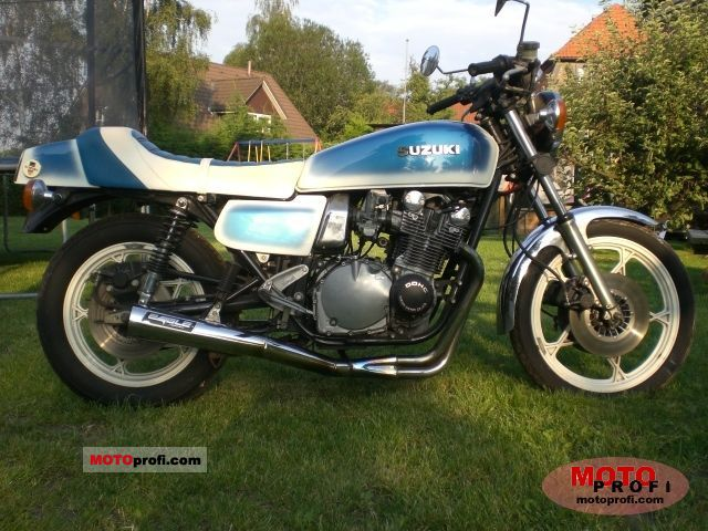 Suzuki GS 1000 E 1981 photo