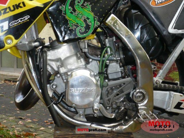 rm 125 Specs 2003 Suzuki rm 125 2003 Photo 6