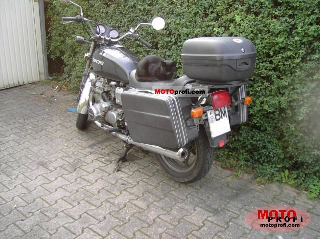 Suzuki GS 1000 G 1981 Specs and Photos