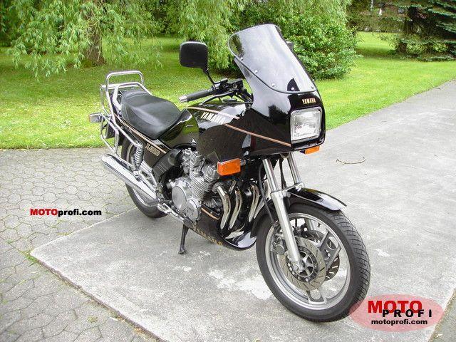 Yamaha XJ 900 F 1989 photo
